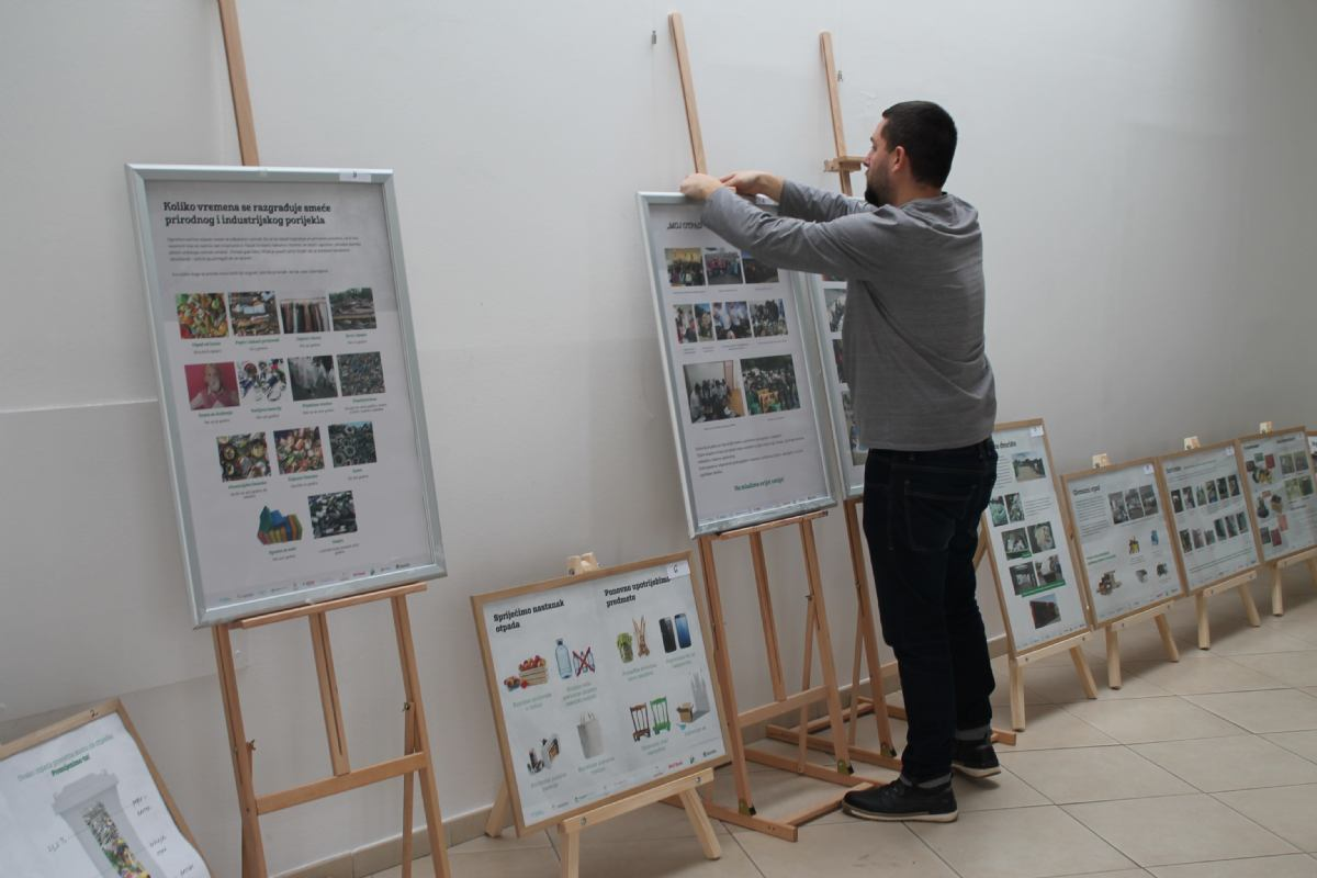Četvrta izložba na otoku Krku