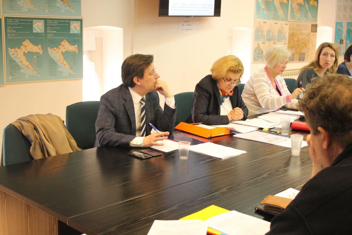 Zakon o upravljanju i održavanju zgrada- drugi sastanak povjerenstva