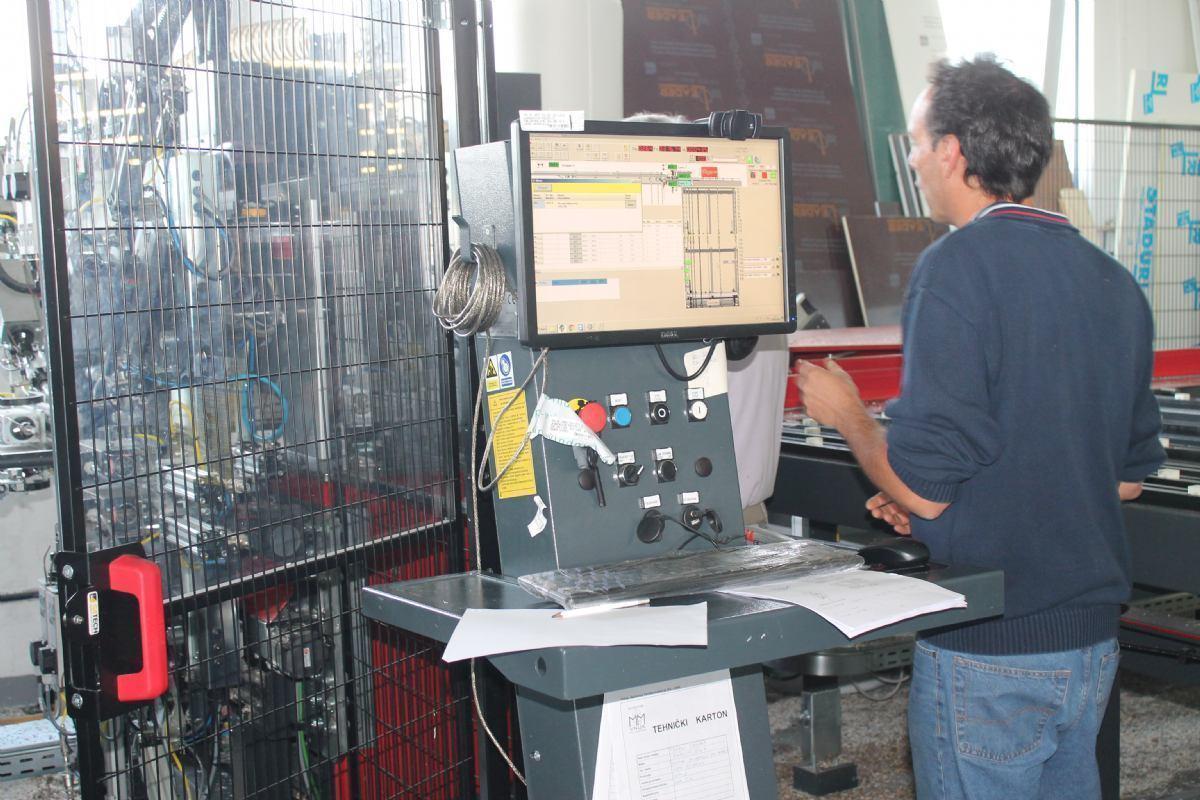 Proizvodnja  PVC stolarije