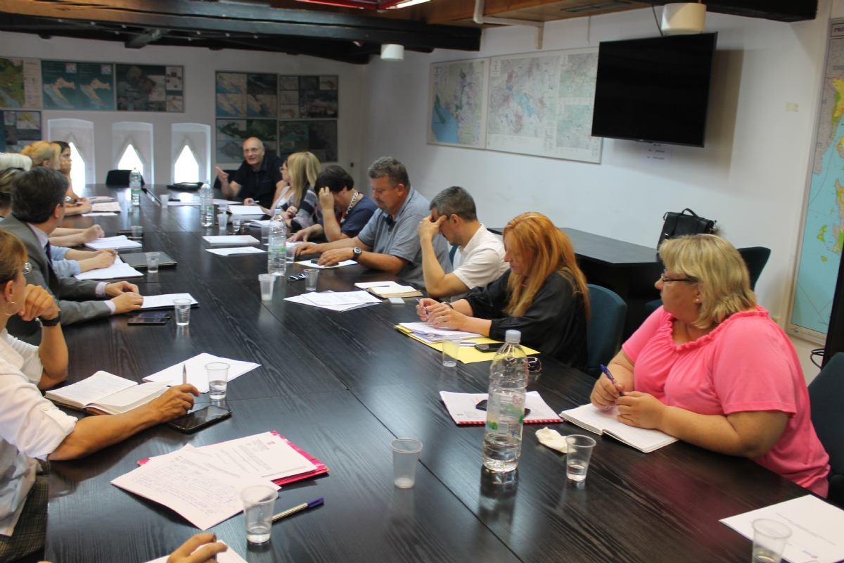 Zakon o upravljanju i održavanju zgrada-prvi inicijalni sastanak povjerenstva