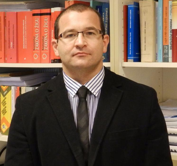 Dr. sc. Dejan Bodul, dipl. iur., Predsjednik udruge